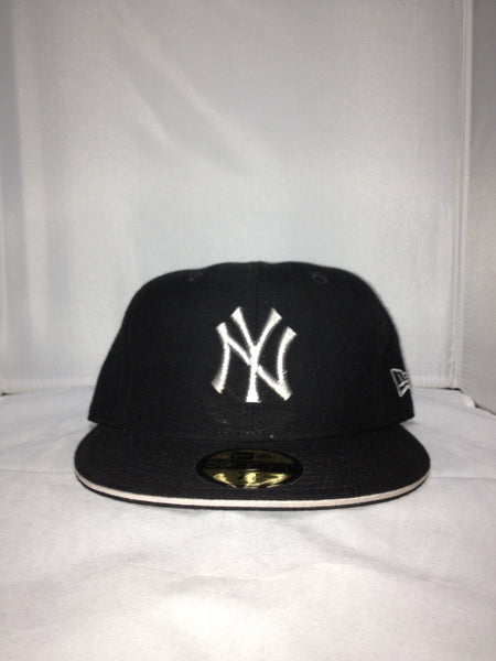 New York Yankees New Era Fitted Black/Grey 280