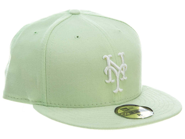 New York Mets New Era Fitted Green/White 39