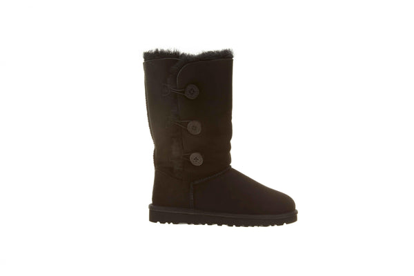 Ugg Bailey Button Triplet Boots Big Kids Style : 1962Y