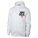 Nike Just Do It Full Zip Hoodie Mens Style : Ar2518
