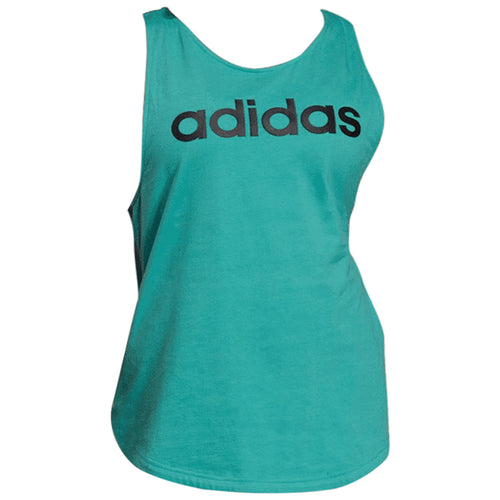 Adidas Essentials Linear Loose Tank Womens Style : Eb4004