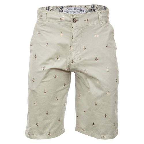 Giorgio West Modern Fit Fancy Short Mens Style : Dp7318ms