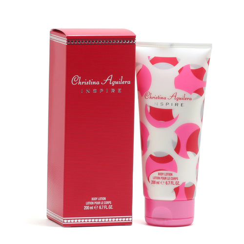 INSPIRE LADIES by CHRISTINAAGUILERA - BODY LOTION