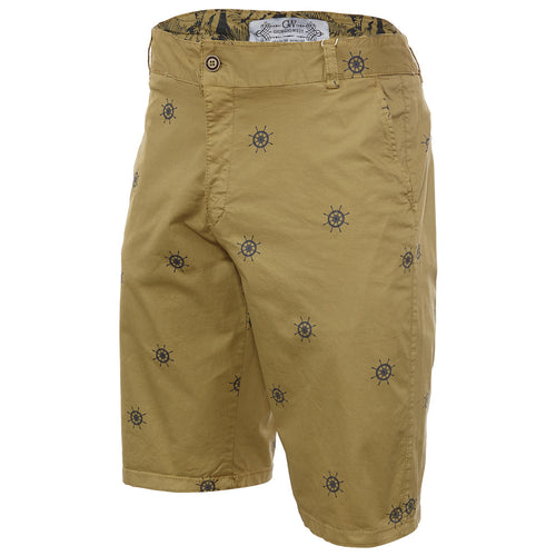 Giorgio West Modern Fit Shorts Mens Style : Dp7313cs