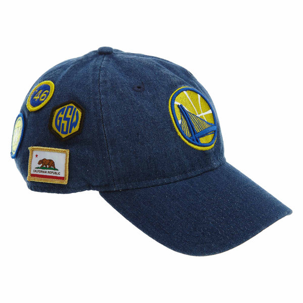 New Era Nba18 Draft 920 Golden State Warriors Cap #30 Mens Style : 11609267