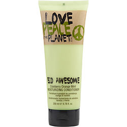 LOVE PEACE & THE PLANET by Tigi