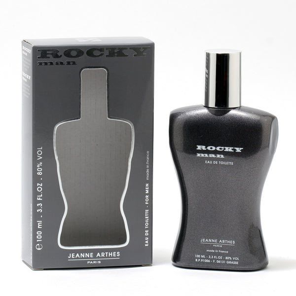 JEANNE ARTHES ROCKY MAN- EDT SPRAY (WINDOW BOX)