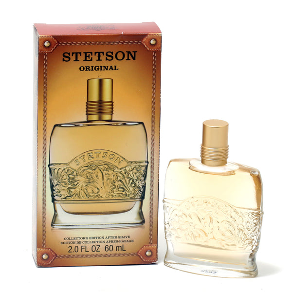 STETSON MEN- AFTER SHAVE DECANTER