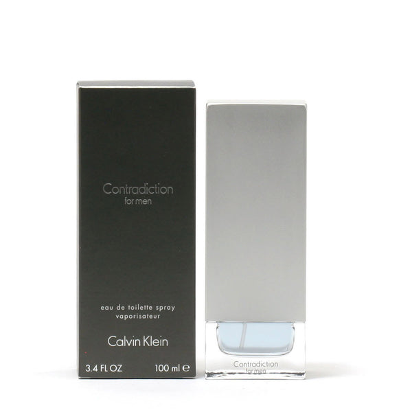 CONTRADICTION MEN by CALVINKLEIN - EDT SPRAY