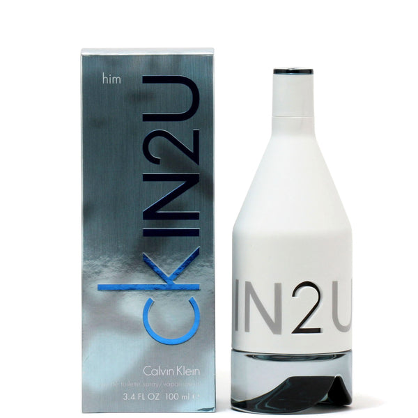 CK IN2U HIM by CALVIN KLEIN- EDT SPRAY