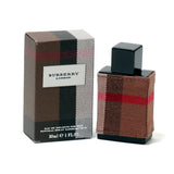 BURBERRY LONDON MEN- EDT SPRAY (CLOTH)