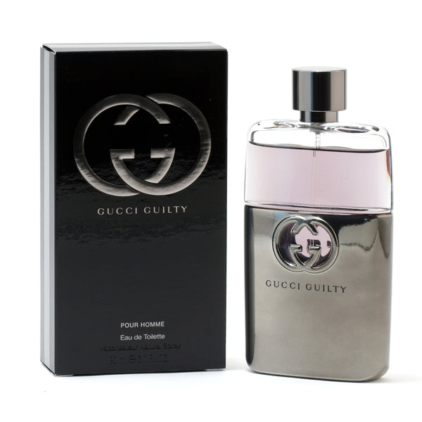 GUCCI GUILTY MEN - EDT SPRAY
