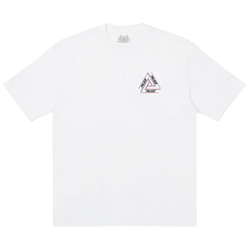 Palace Basically A Tri-ferg T-shirt Mens Style : P20ts