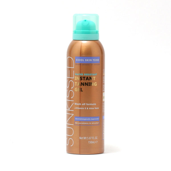 SUNKISSED INSTANT TANNING GELCOOL SKIN TONE