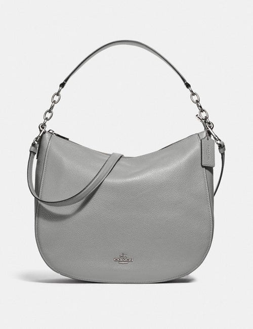 Elle Hobo Coach Style # 31399 Sv/Heather Grey
