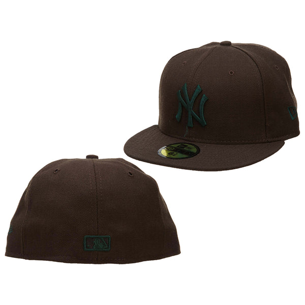 New Era New York Yankees Fitted Hat Mens Style : Nyankee