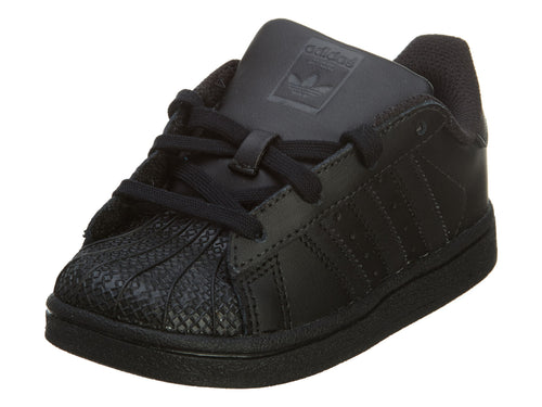 Adidas Superstar Toddlers Shoes Core Black/Core Boys / Girls Style :D70188