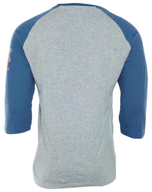 Wright Ditson New York Mets Baseball Tee Mens Style : Rn 476