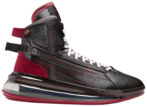 Nike / Air Max 720 / Air Max 720 Saturn 'Black Team Red' Style # AO2110 004