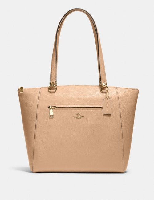 Prairie Tote Coach Style # 91615 Taupe