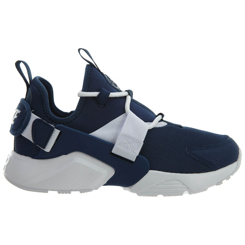 Nike Air Huarache City Low Navy White Womens Style :AH6804