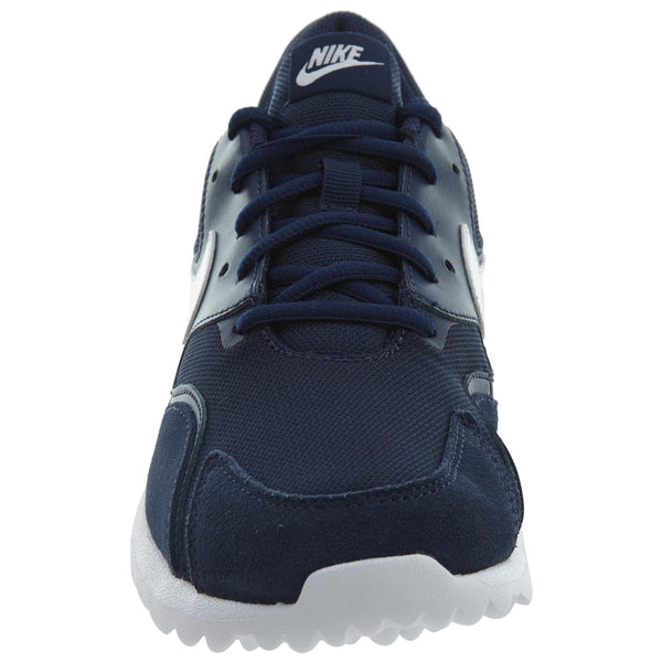 Details about Nike Air Max Nostalgic Mens 916781 400 Midnight Navy Running Shoes Size 10