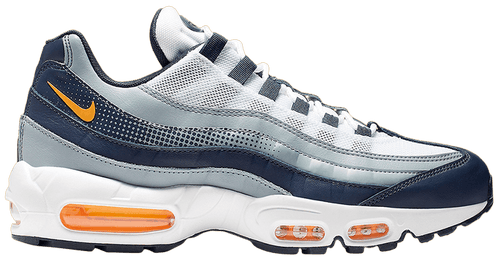 NIKE / AIR MAX 95 / AIR MAX 95 SE 'NAVY ORANGE' Style # AJ2018 401