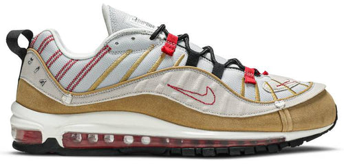 NIKE / AIR MAX 98 / AIR MAX 98 'INSIDE OUT' Style # AO9380 003
