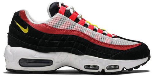 NIKE / AIR MAX 95 / AIR MAX 95 'BRIGHT CRIMSON' Style # AT9865 101