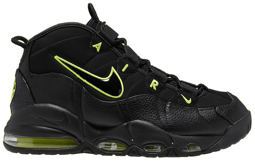 NIKE / AIR MAX UPTEMPO / AIR MAX UPTEMPO 'BLACK VOLT' Style # CK0892 001