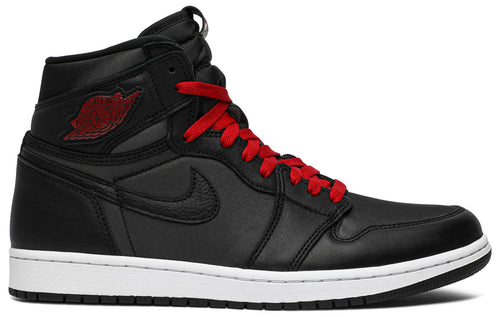 AIR JORDAN / AIR JORDAN 1 / AIR JORDAN 1 RETRO HIGH OG 'BLACK GYM RED' SKU: 555088 060
