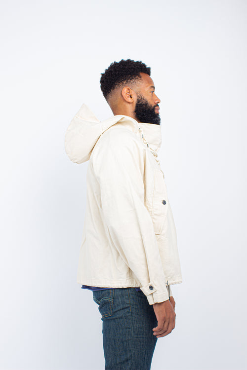 PRESI USA Military Anoraks - Cream