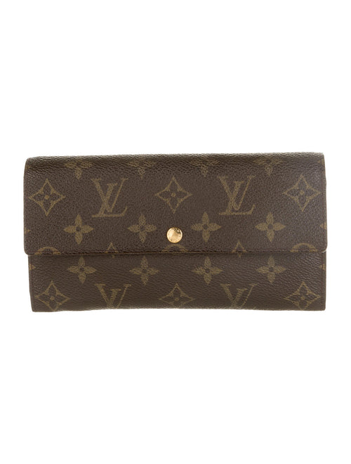 Monogram Sarah Wallet Louis Vuitton Style # LOU347949