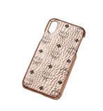 iPhone X Case in Visetos Original Style # MZE8AVI97TC001 Gold | Champagne Gold