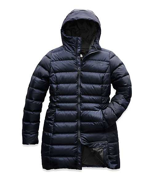 WOMEN'S GOTHAM PARKA II | The North Face Style # NF0A35BV-C1 Urban Navy
