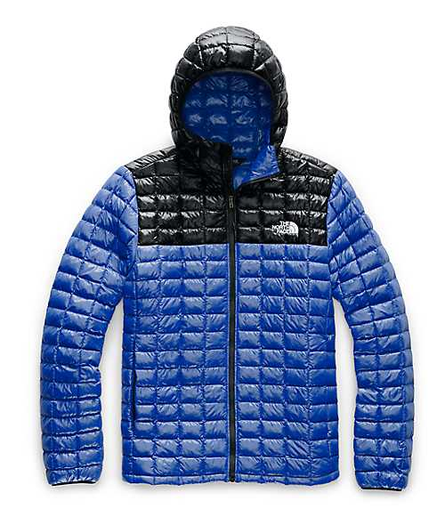 Men's ThermoBall™ Eco Hoodie | The North Face Style # NF0A3Y3M-O1 TNF BLUE/TNF BLACK