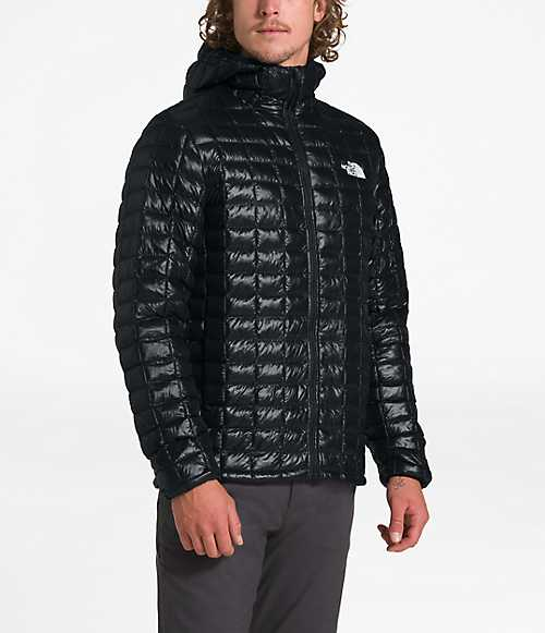 Men's ThermoBall™ Eco Hoodie | The North Face Style # NF0A3Y3M-O1 TNF BLACK