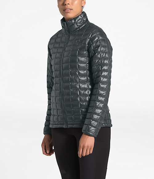 Women's ThermoBall™ Eco Jacket | The North Face Style # NF0A3Y3Q-O1 ASPHALT GREY