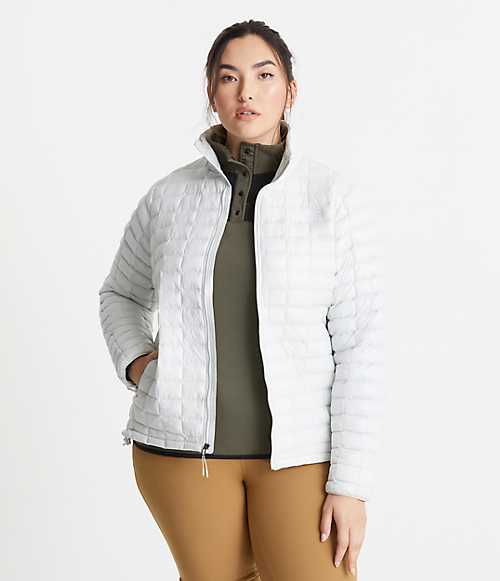 Women's ThermoBall™ Eco Jacket | The North Face Style # NF0A3Y3Q-O1 TIN GREY