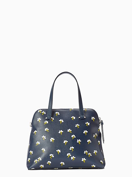 Kate Spade maise medium dome satchel Style # wkru6878 NGTCAPMULT