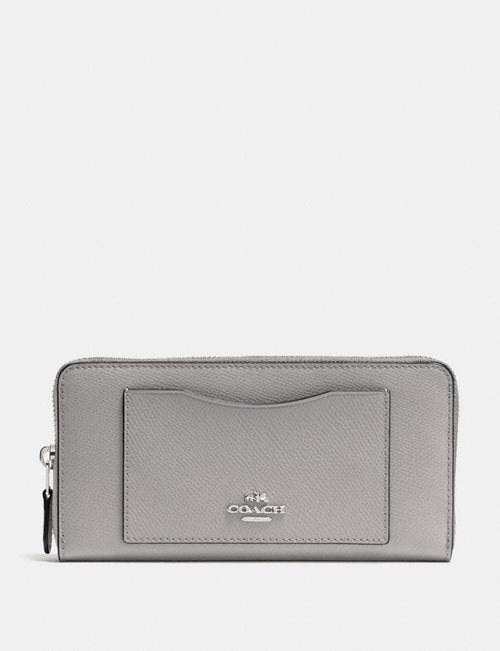 Accordion Zip Wallet Coach Style # F54007