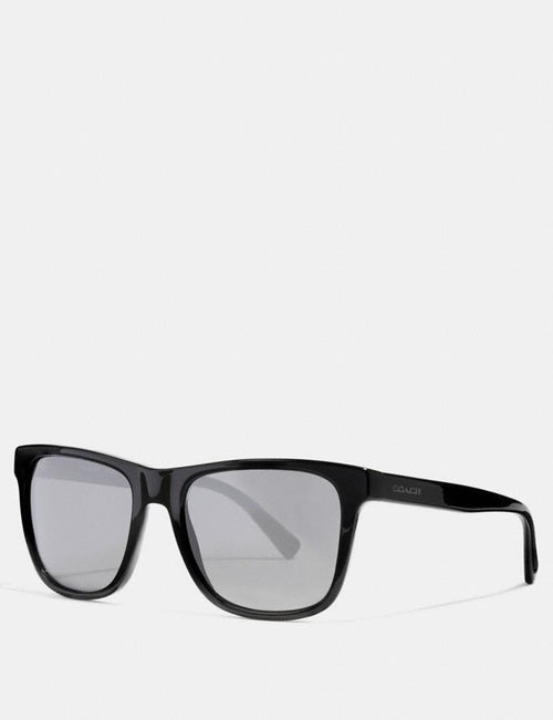 LEROY SUNGLASSES Style No. L1035 Black/Gunmetal Mirror