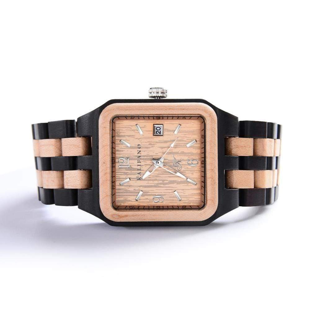 Wood Watch 101: How to Style a Wood Watch