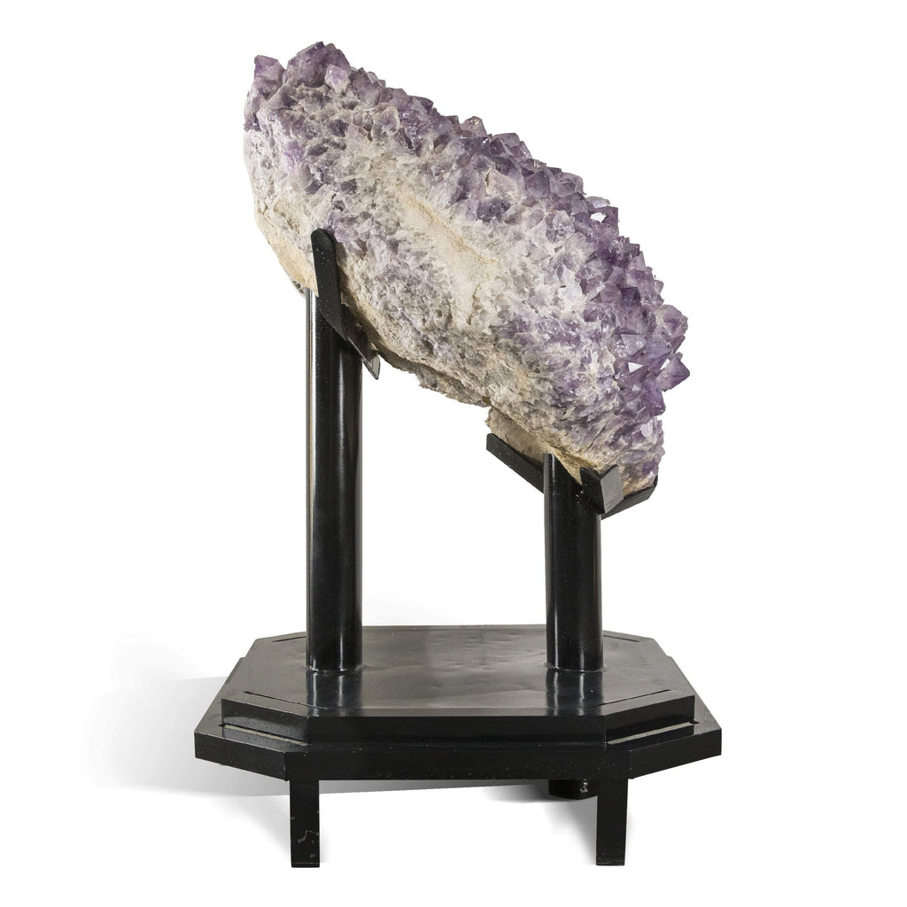 Kalifano Amethyst BAG96000.001 - Brazilian Amethyst Cluster540 kg - Custom Base BAG96000.001
