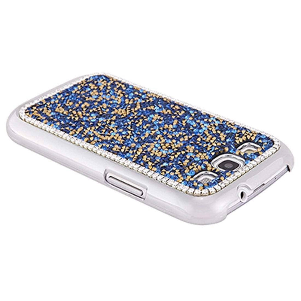 Kalifano Samsung Galaxy SPCG-013-S - Galaxy S3 Cover made with Sapphire Crystal & New Element SPCG-013-S