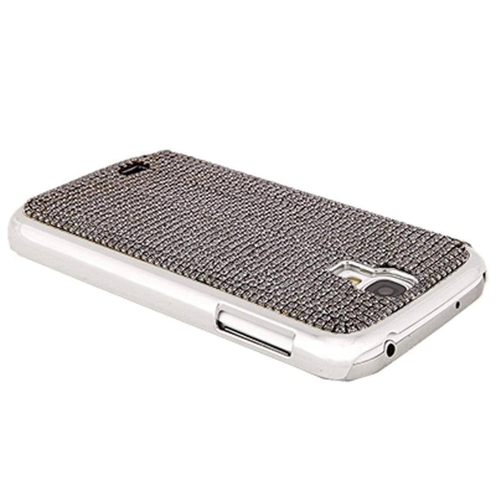 Kalifano Samsung Galaxy SPCG4-005C-BD - Galaxy S4 Case made with Black Diamond Crystals SPCG4-005C-BD
