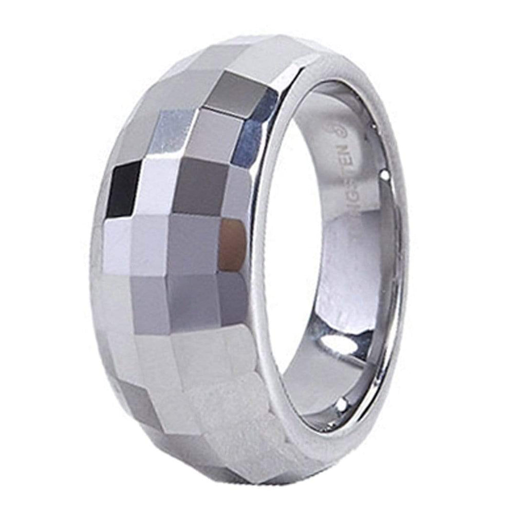 Kalifano Tungsten Rings RT-01 - Tungsten Ring