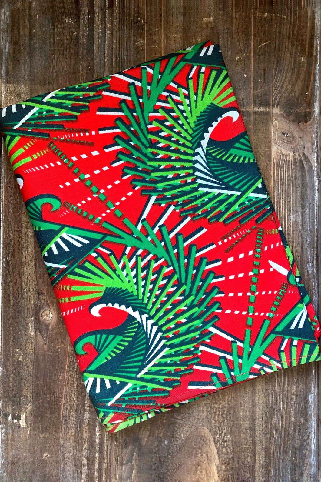 VV Cali Red Headwrap
