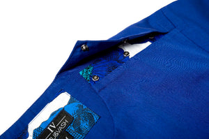 S4 Blue Trad Shirt