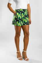 Load image into Gallery viewer, VV High Rise Shorts in Nola Green